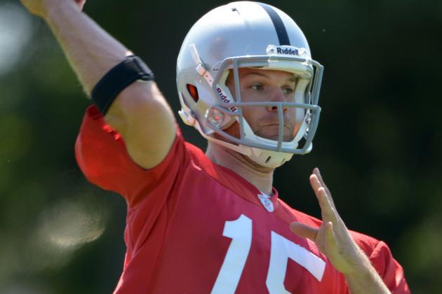 Raiders' Matt Flynn Working Himself into Leadership Role
