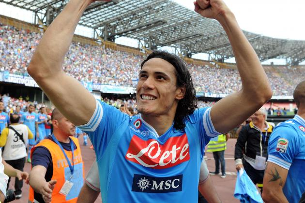 Fernando Torres vs. Edinson Cavani: Stats Battle