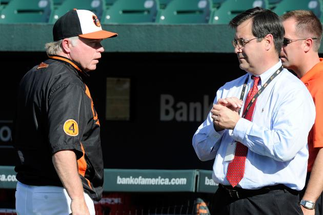 Success Forces O's to Plan for Draft Day Uncertainty