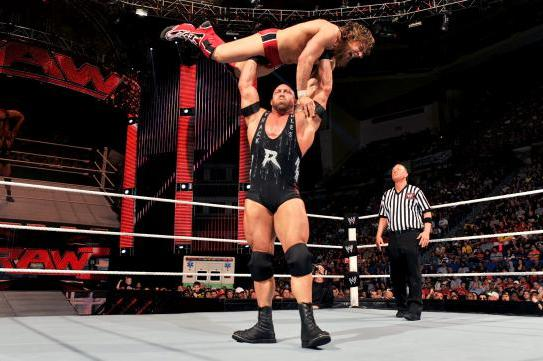 How Much Longer Can Ryback Remain a Legitimate Threat?