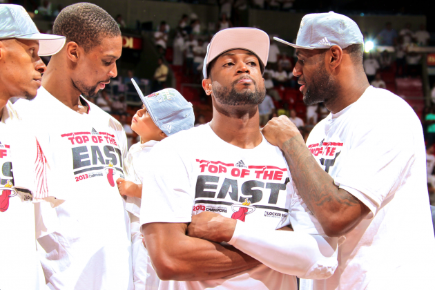 Miami Heat Look Like a Superteam Again, but Will It Carry Over to NBA Finals?