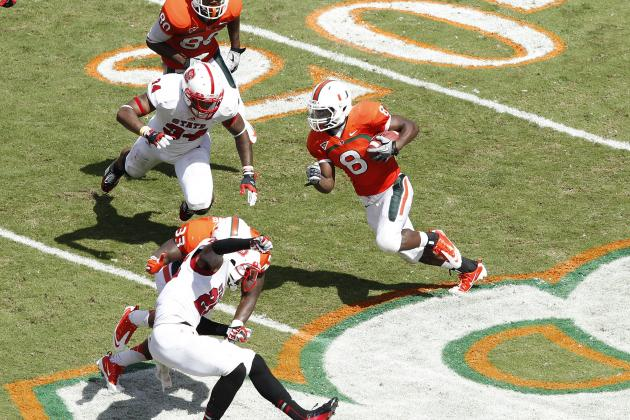 Miami Football: Over/Under 2013 Win Total Predictions for the Hurricanes