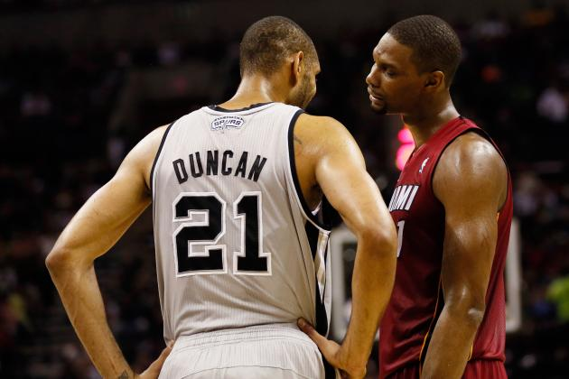 NBA Finals 2013: Latest Lines and Betting Guide for Game 1 of Heat vs. Spurs