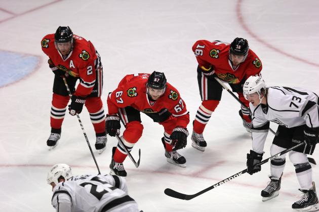 Chicago Blackhawks vs. Los Angeles Kings: This Series Is Far From Over
