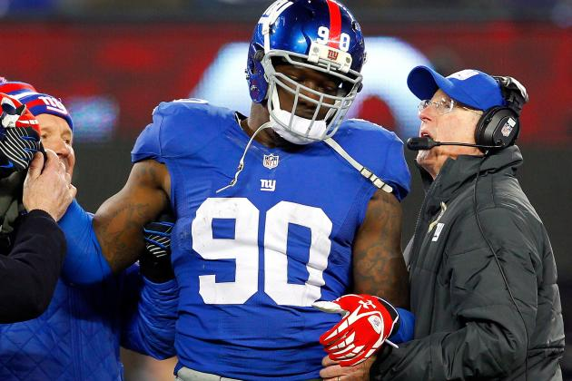 Back Surgery for Jason Pierre-Paul