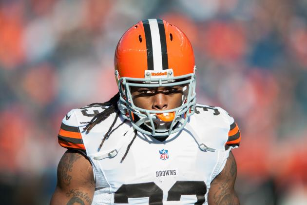 Report: Trent Richardson Out Until August