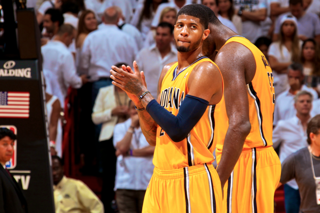 Just How Bright Are the Futures of the Indiana Pacers and Paul George?