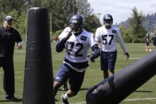 New Seahawk Bennett: Rotator Cuff 'Not Going to Stop Me'