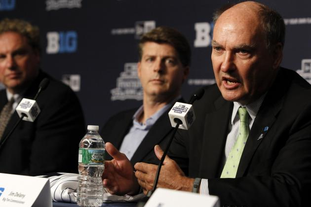 Big Ten and Pinstripe Bowl Isn't About Tie-Ins, It's About Branding in NY Market