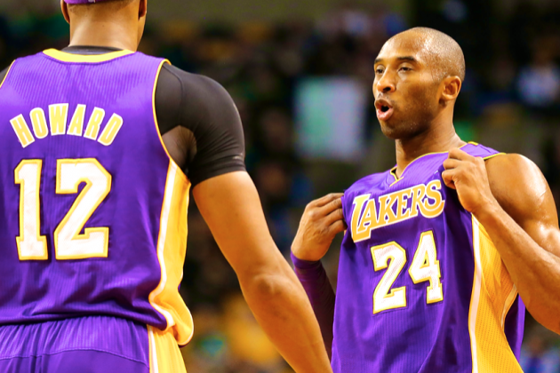 Kobe Bryant Wants Lakers to Get 'Final Word' in Dwight Howard's Free-Agent Tour