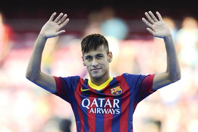 Neymar Will Flourish with Messi and Barcelona