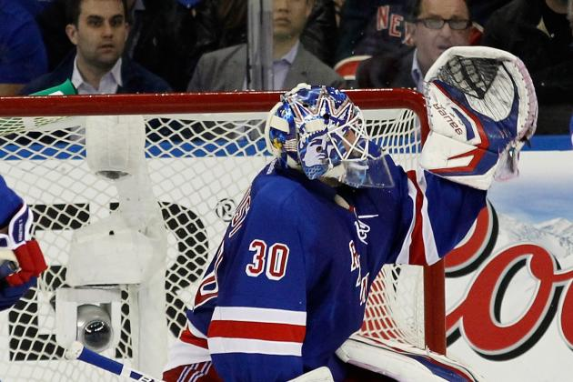 Gross: Rangers, Be Wary of Big Bucks for Henrik Lundqvist