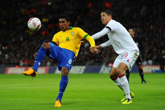 Scouting Paulinho: Rumored Inter Milan and Monaco Transfer Target