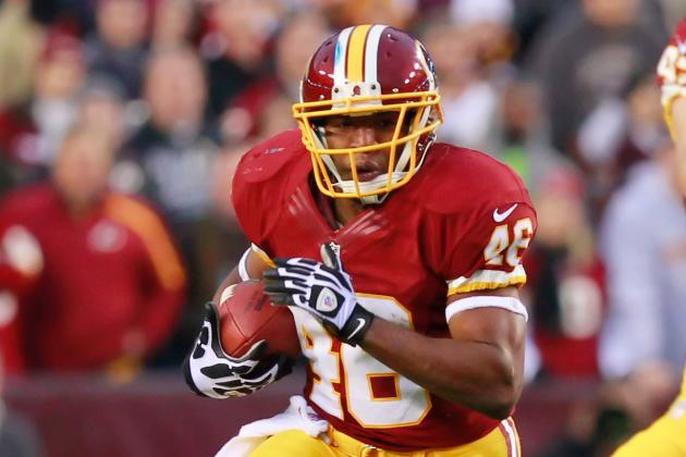 Alfred Morris: 'I Demand My Respect'