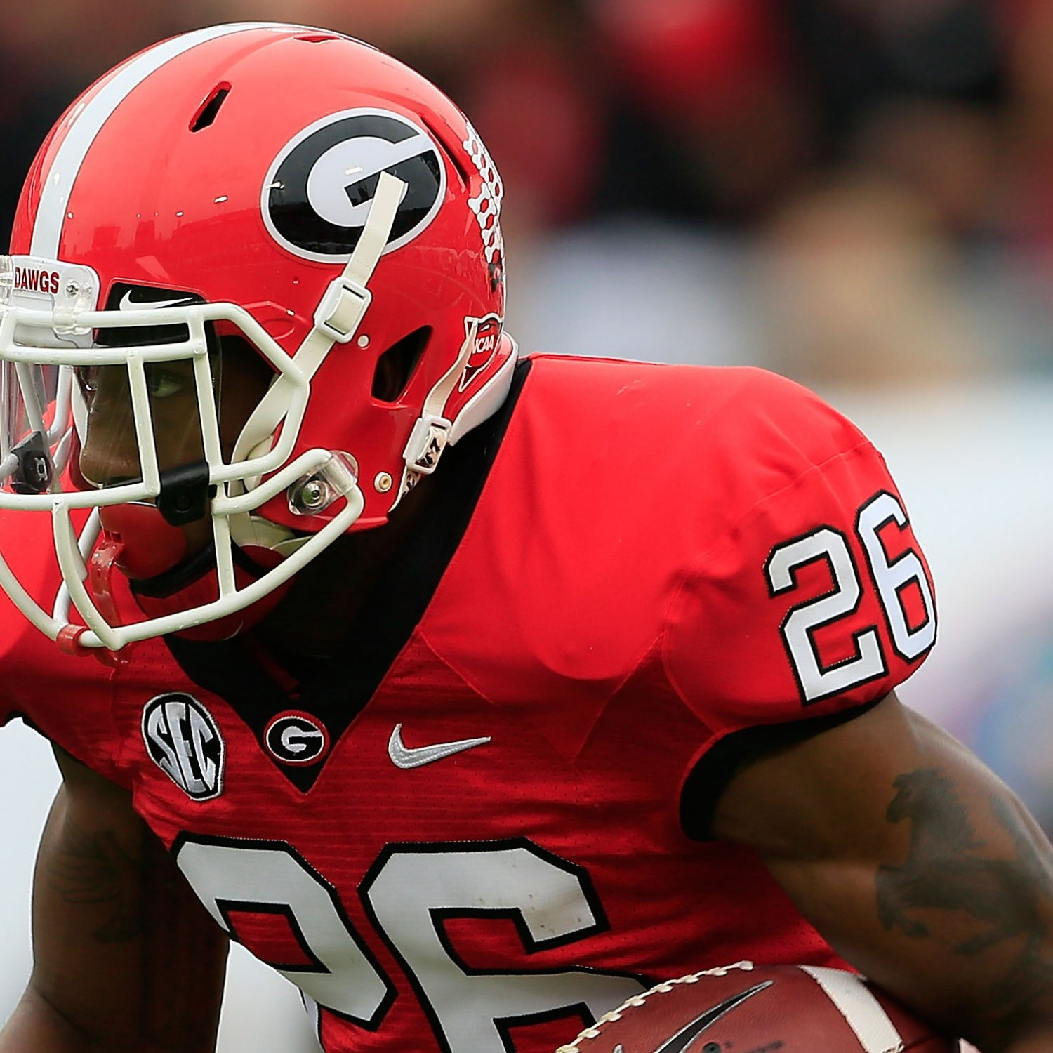 Denver Broncos Re Grading Their Key 2013 Offseason: Georgia Football: WR Malcolm Mitchell Cleared For