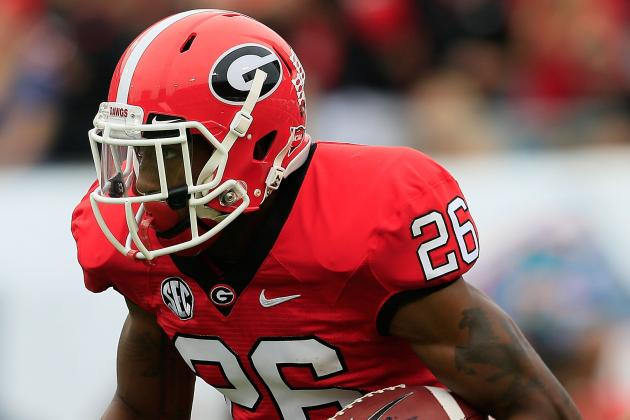 Georgia Football: WR Malcolm Mitchell Cleared for Offseason Workouts