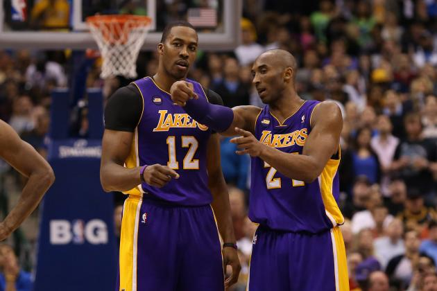 Kobe Bryant Wants Final Word with Dwight Howard in Free Agency