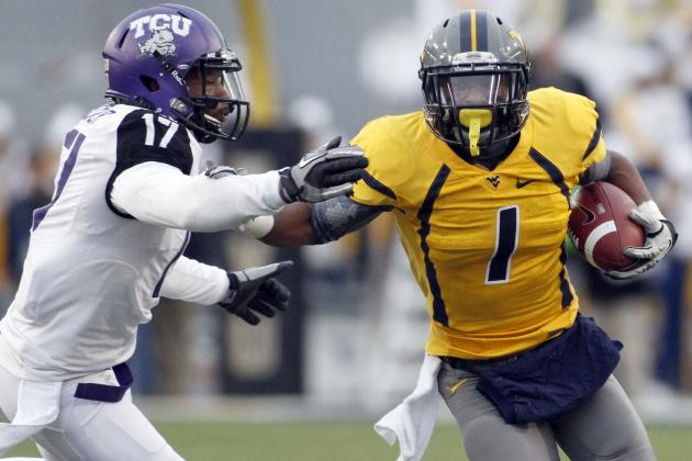 One Year Later, Real Winners in Conference Expansion Are TCU and West Virginia