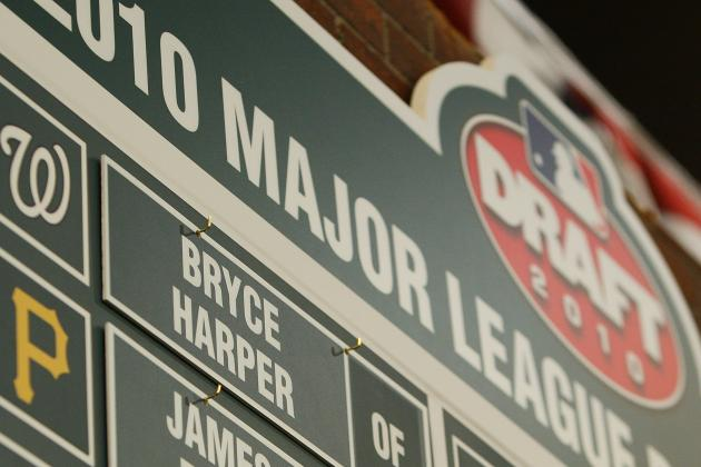 Nats Insider: Ranking the Nats Draft Classes