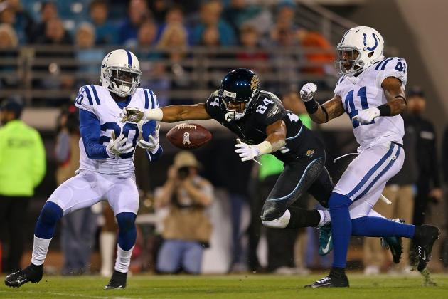 Creating Turnovers a Priority for Colts in 2013