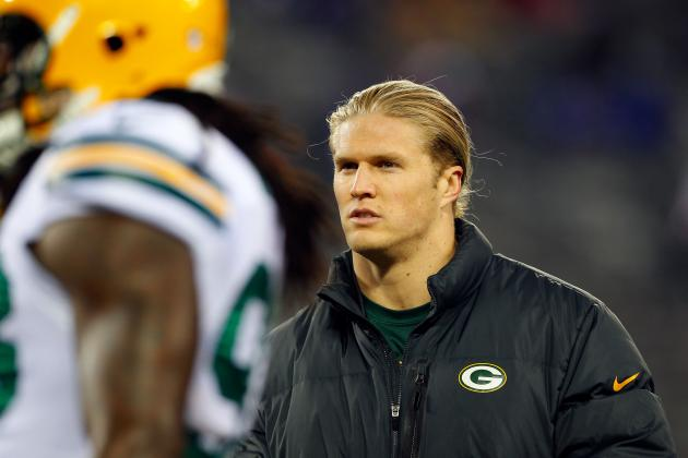 Clay Matthews Isn't a Fan of Locker Room Cameras