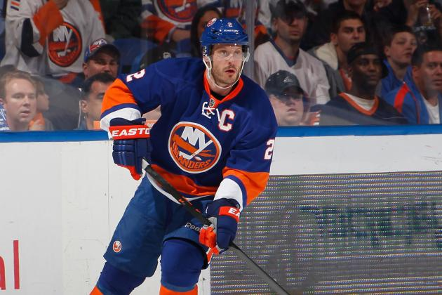 Report: Streit Won't Return to Isles Next Season