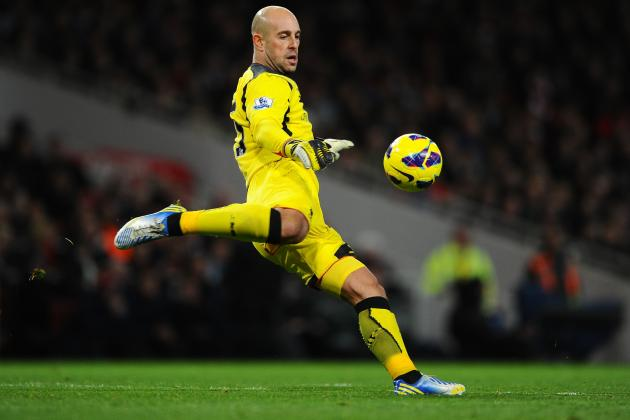 Liverpool Transfer News: Pepe Reina Wisely Squashes Barcelona Rumours