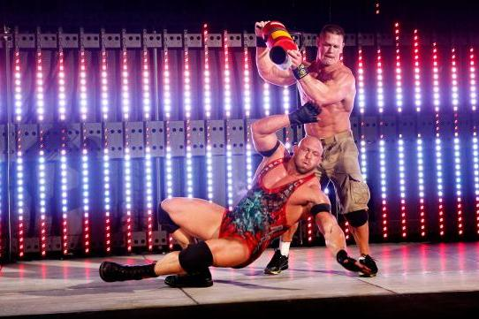 WWE Payback: Is 3 Stages of Hell Too Long a Match for Cena and Ryback?