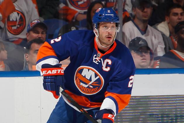 Streit Rejects Isles' Offer, Will Head to Free Agency