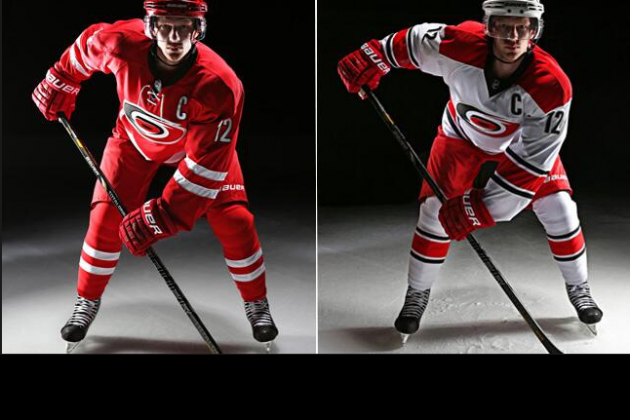 Carolina Hurricanes Release New Uniforms: Pictures, Reactions & More