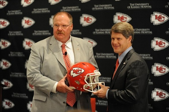 Dick Vermeil Played Matchmaker For Chiefs, Andy Reid