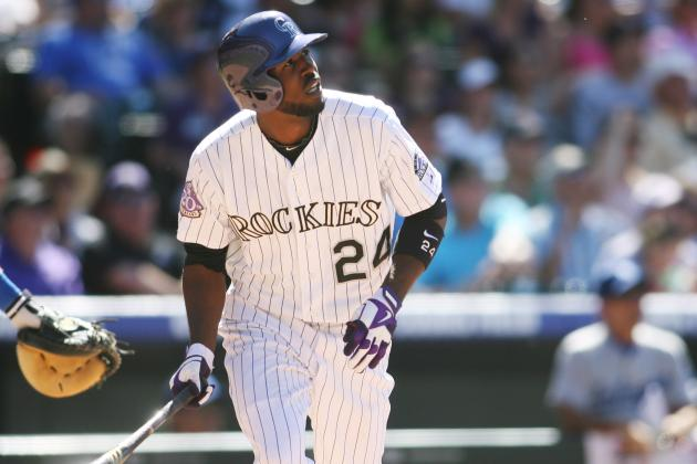 Rockies Need to Keep Dexter Fowler at Leadoff in Batting Order