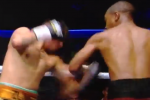 Watch: Boxer's 'Come at Me, Bro' Moment Backfires