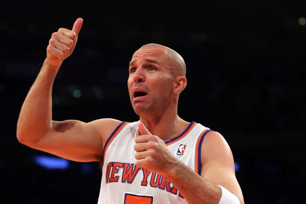 NBA PG Jason Kidd Retires: Looking Back at a Hall of Fame Career