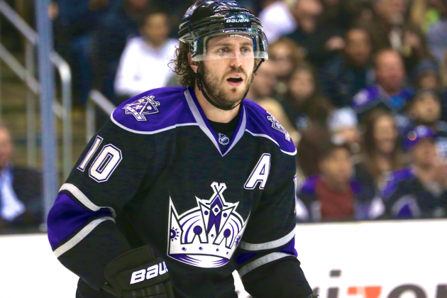 Mike Richards Injury: Updates on Kings Forward's Status
