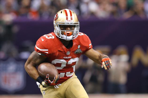 How Important Is LaMichael James to the San Francisco 49ers in 2013?