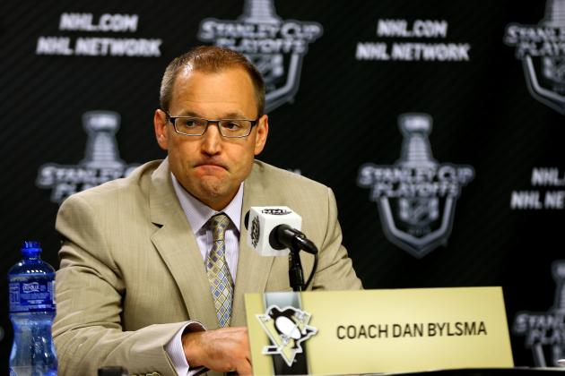Bylsma: There Will Be Lineup Changes for Game 3