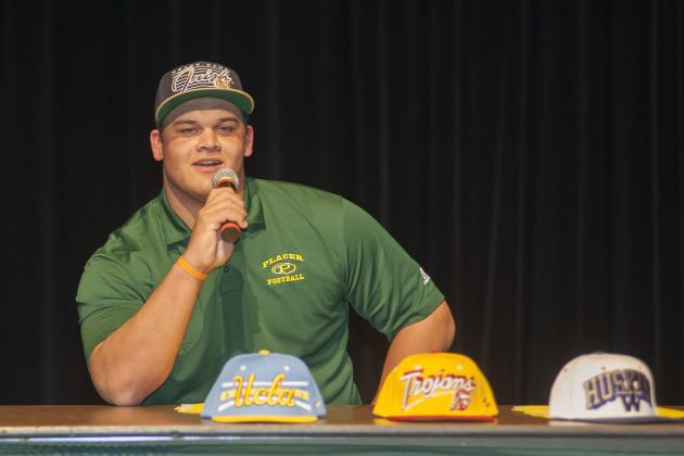 The Impact 5-Star DT Eddie Vanderdoes Will Have on UCLA