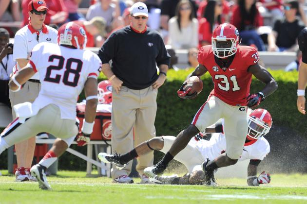 Georgia Football: Bulldogs Release Post-Spring Depth Chart