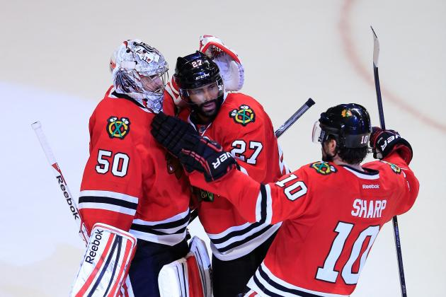 NHL Playoffs 2013: Who Is the Chicago Blackhawks' Most Valuable Player?