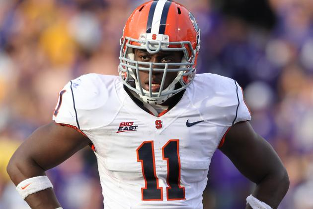 LB Spruill Named an Honorable Mention 'Freak'