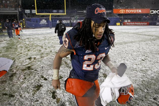 4-Star WR Looking at Syracuse