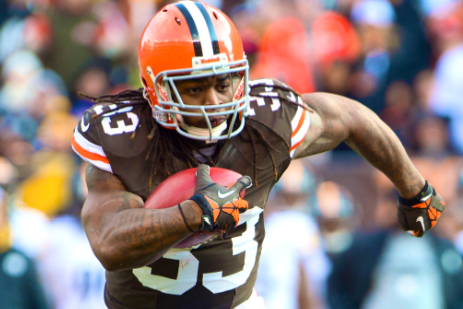 Should Browns Fans Be Concerned About Trent Richardson's Leg Injury?