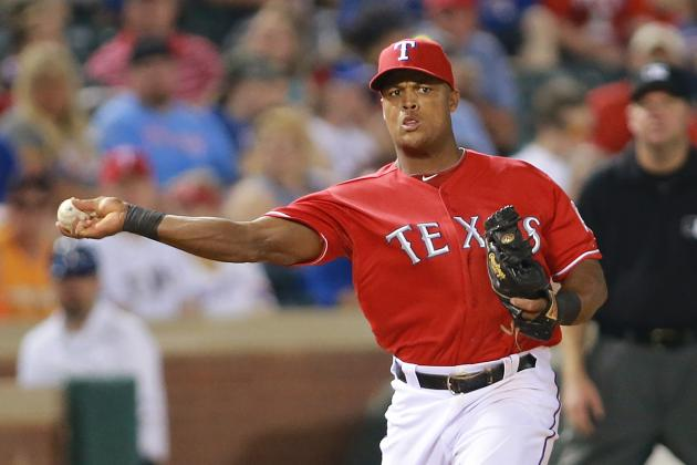 Lineups: Beltre not playing