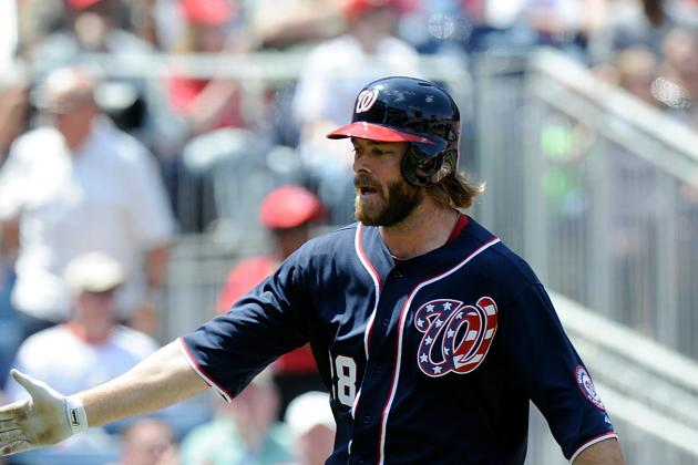 Werth Back After 28-Game Injury Asbence