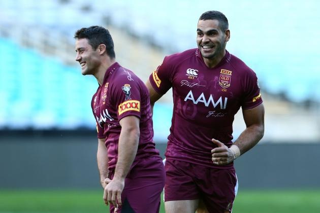 State of Origin 2013 Game 1: Blues vs. Maroons Date, Start Time and Preview
