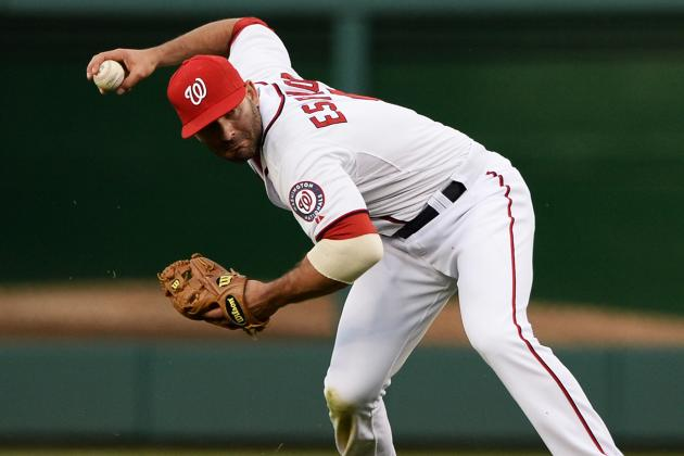 Nats Officially Place Espinosa on DL