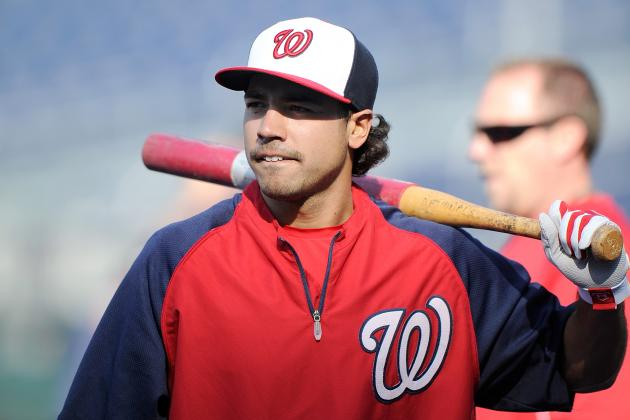 Top-Prospect Rendon Recalled for 2B Duty