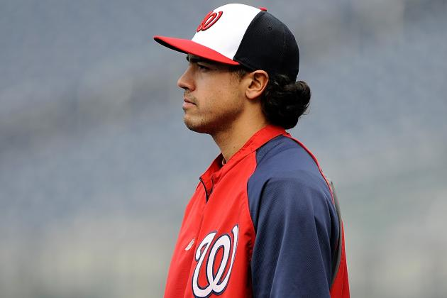Anthony Rendon Up, Danny Espinosa to DL as Nationals Make Series of Moves