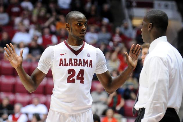 Alabama Basketball Player Devonta Pollard Charged in Kidnapping of Child